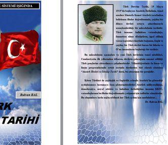 History of Turkish Revolution Book