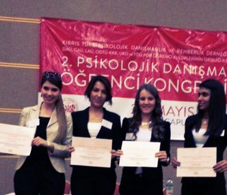Student Psychological Counselling Congress Award