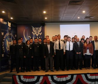 """Experienced Captains Who Spend Their Lives In The Sea, Talked About Their Marine Lives; """"Marine Manners and Customs Symposium"""""""