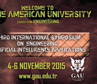 The Third International Symposium On Engineering, Artificial Inteligence and Applications Of GAU, Starts On 4 November