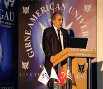 Girne Amerikan Üniversitesi Denizcilik ve Lojistik Kariyer Günleri başladı