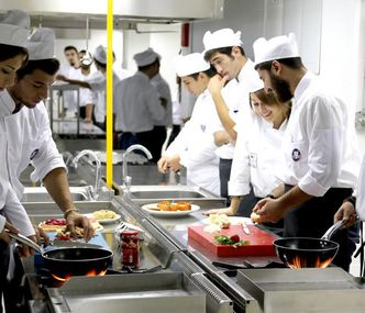 GAU Gastronomy Department Gives World Class Eduacation