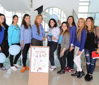 GAÜ Zihin Engelliler Öğretmenliği Bölümü 'Otizm' ile İlgili Farkındalık Yarattı