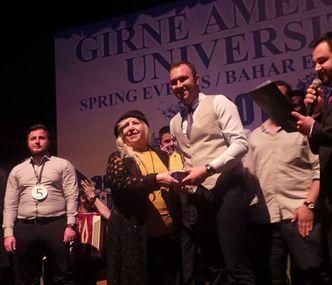 Öğrencimiz Mehmet Fırat Tomrukçu Ses Yarışması Birincisi