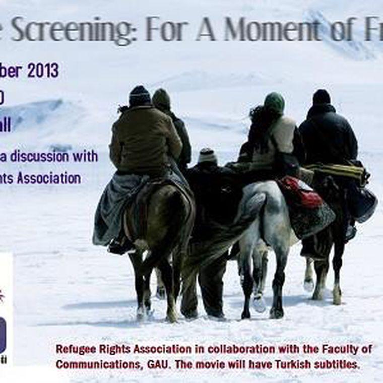 Film Gösterimi: İnsan Hakları ve Göçmenler