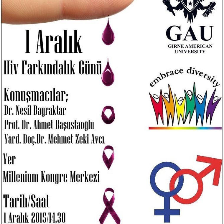 HIV FARKINDALIK GÜNÜ
