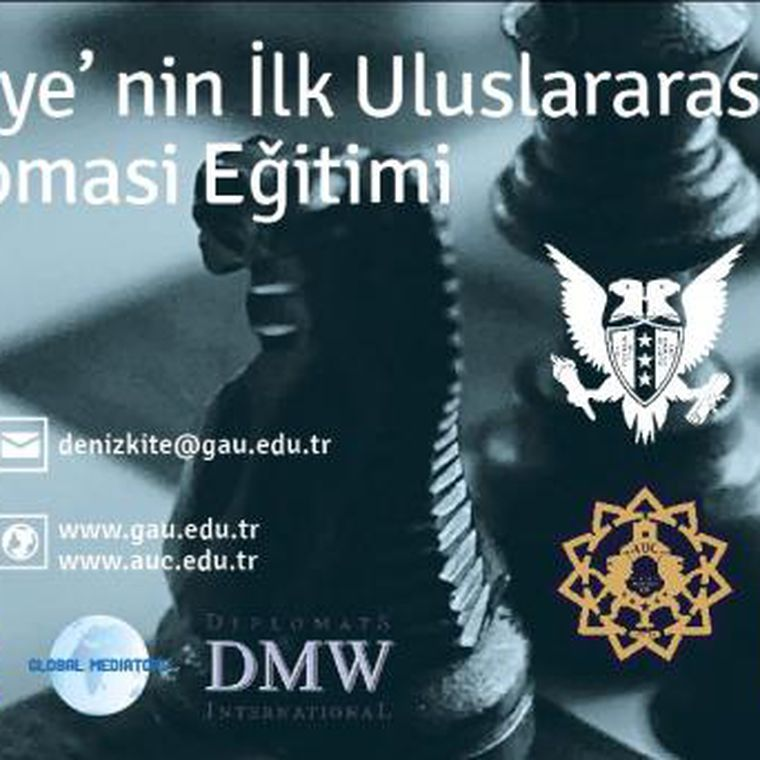KKTC ve Türkiye'nin İlk Uluslararası Diplomasi Eğitimleri