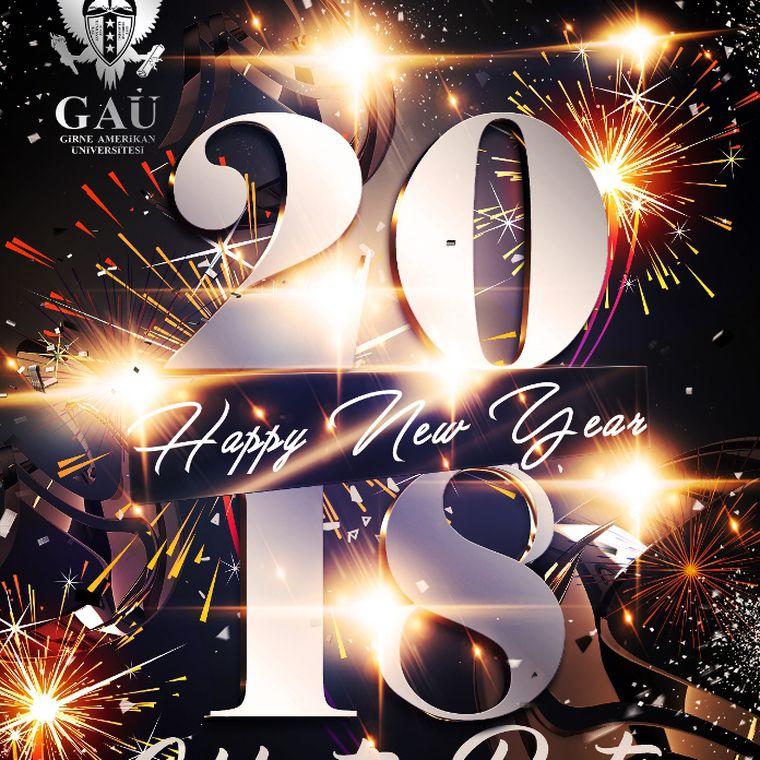 Happy New Year Party / Yeni Yıl Parti