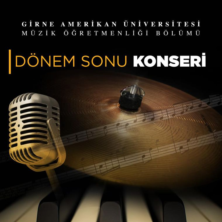 DÖNEM SONU KONSERİ