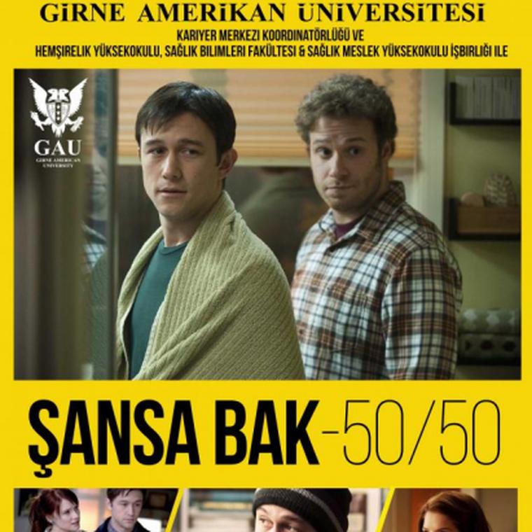 ŞANSA BAK -50/50
