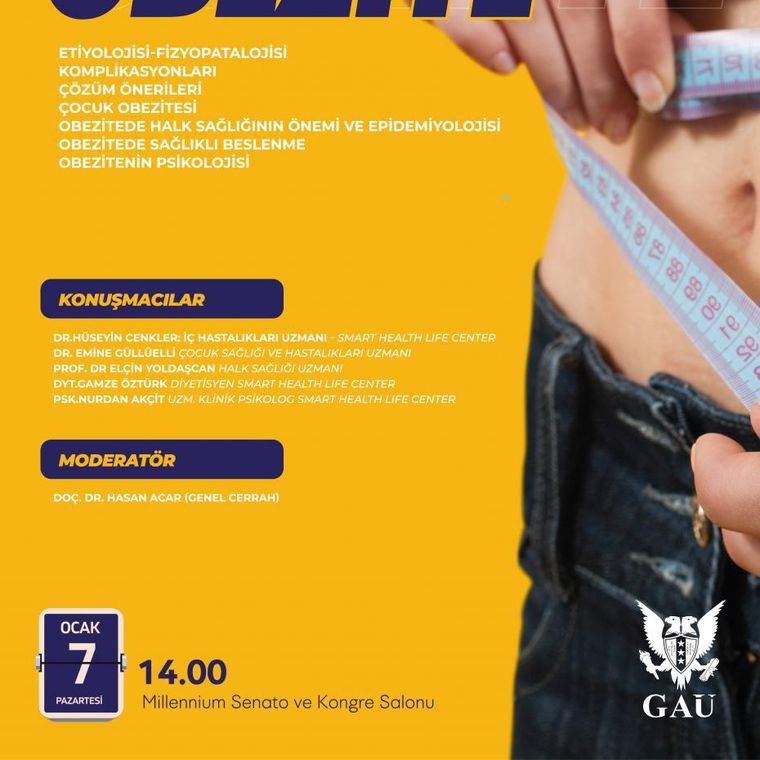 GAU SMART HEALTH OBESITY INFORMATION SEMINAR
