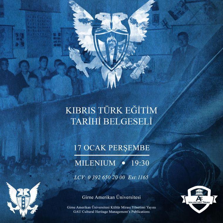 CYPRUS TURKISH EDUCATION HISTORY DOCUMENT