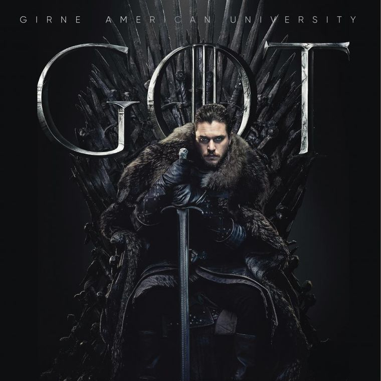 GAME OF THRONES DİZİ GÖSTERİMİ