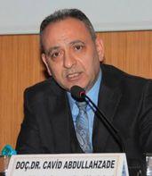 Doç.Dr. Cavid Abdullahzade