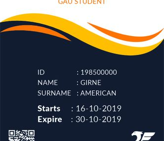 2019-2020 Güz Dönemi Vize Sınav Giriş Kartlarının Dağıtımı